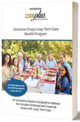 LTCRplus Brochure - Cover
